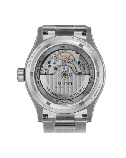 Mido Multifort Chronometer M0384311106100