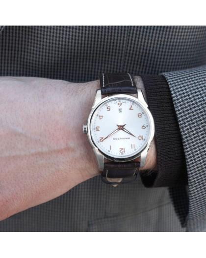 Orologio Hamilton Thinline uomo H38511513
