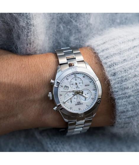 Cronografo donna Tissot PR100 Sport chic T1019171111600