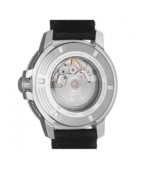 Orologio uomo Tissot T-sport Seastar T1204071705100