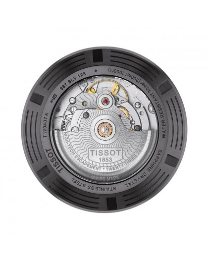 Orologio Tissot Seastar 1000 Powermatic 80 T1204073705100