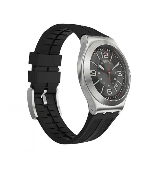 Orologio Swatch Big Irony Black Grid YWS444