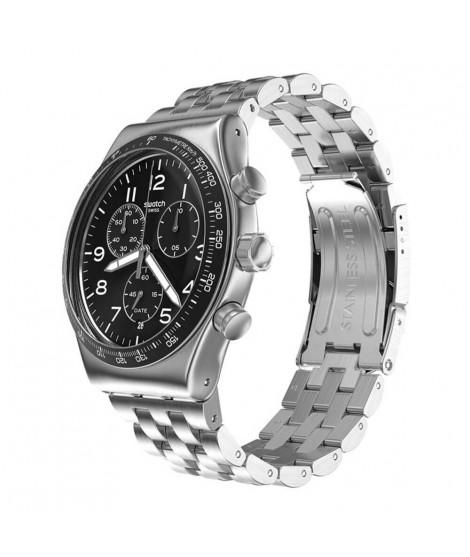 Cronografo Swatch Deepgrey Irony YVS465G