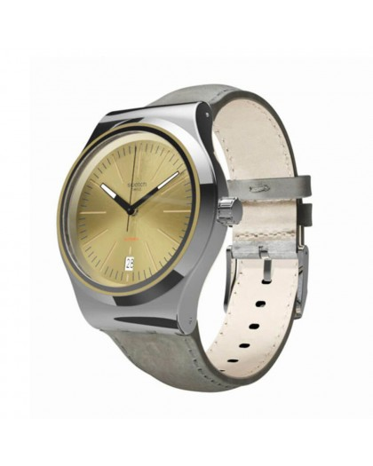 Orologio automatico Irony Swatch Sistem Sand YIS411