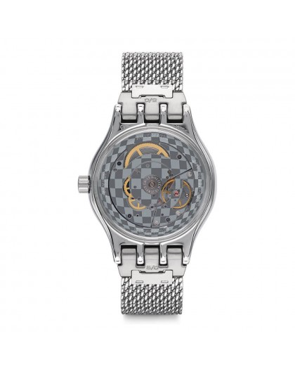 Orologio Irony automatico Swatch Sistem Kaki YIS407GA