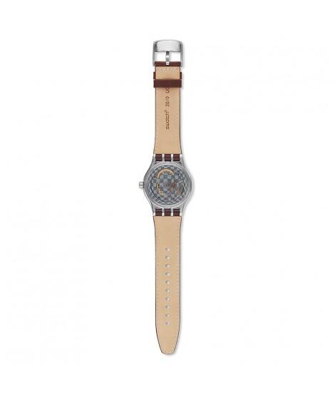 Orologio automatico uomo Swatch Sistem Earth YIS400