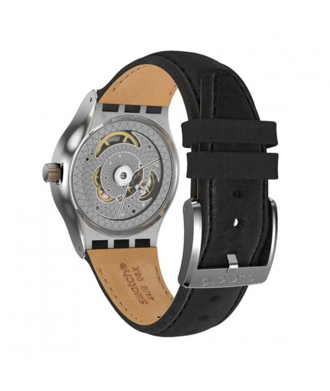 Cronografo uomo Swatch Petite Second Black SY23S400