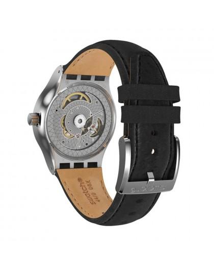 Cronografo uomo Swatch Petite Second Black SY23S400