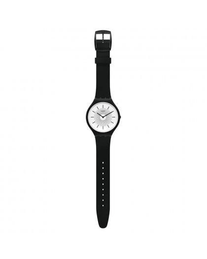 Orologio uomo solo tempo Swatch Skinnoir svub100