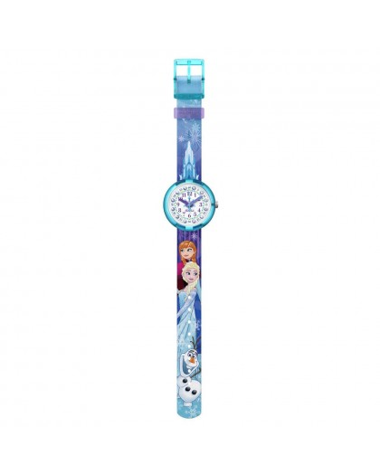 Orologio Disney Frozen Flik Flak ZFLNP027