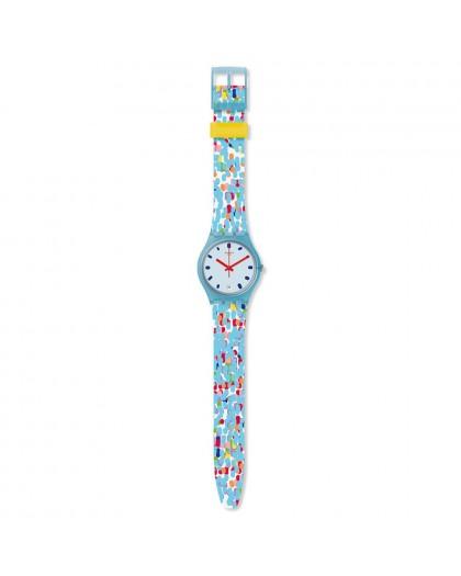 Orologio unisex solo tempo Swatch GS401