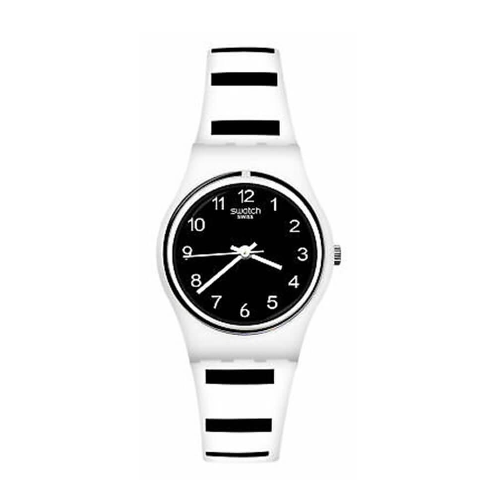 Orologio donna Swatch zebra LW161