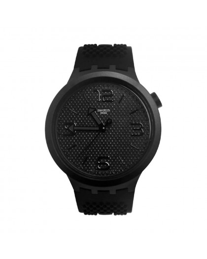 Orologio Swatch uomo total black SO27B100