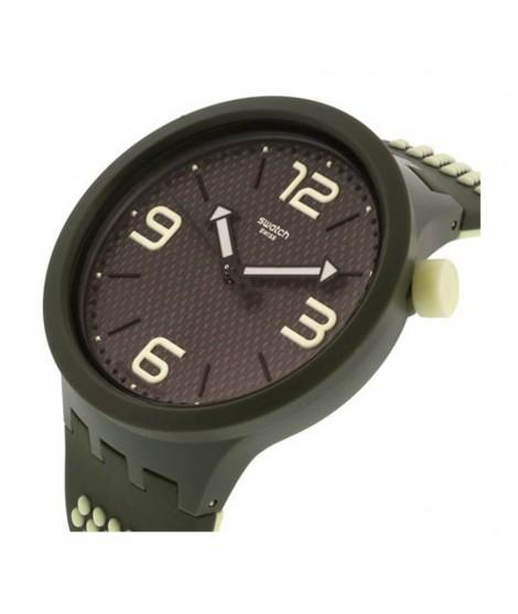 Orologio Swatch uomo 3D BBBlanco verde SO27M102
