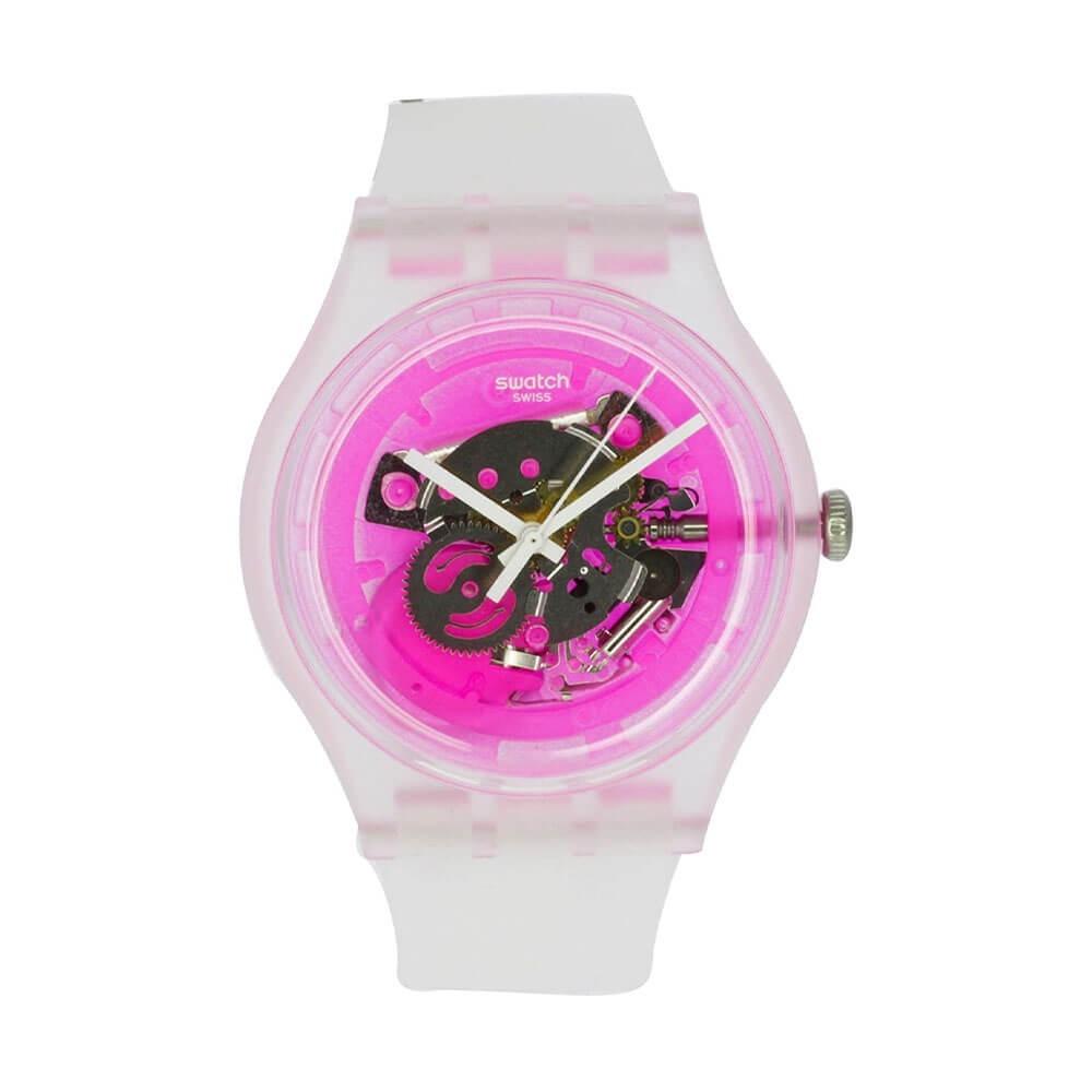 Orologio Swatch donna Pinkmazing SUOK130