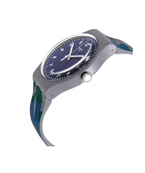 Orologio Swatch uomo Camougreen SUOM400