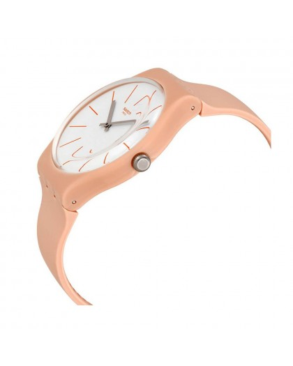 Orologio Swatch donna Beigesounds SUOT102