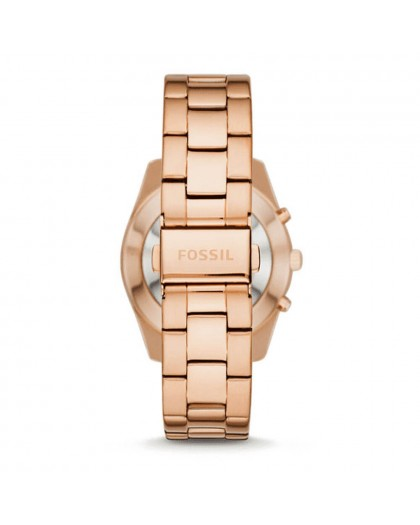 Hybrid Smartwatch Fossil donna Scarlette oro rosa FTW5016