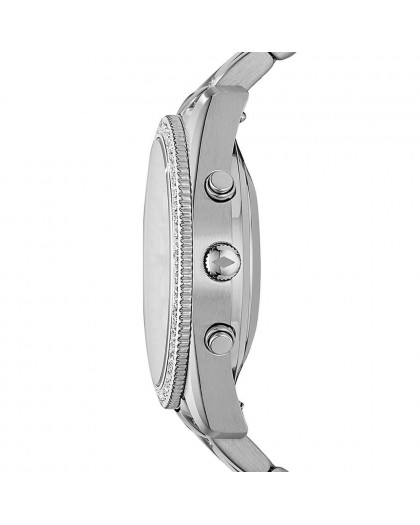 Hybrid Smartwatch Fossil Scarlette argento FTW5015
