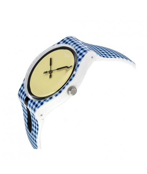 Orologio Swatch uomo Moitié Moitié SUOW118