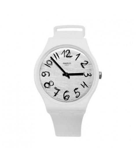 Orologio Swatch unisex Gesso SUOW153