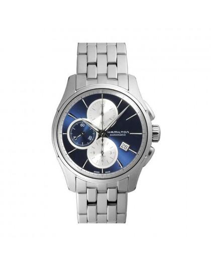 Cronografo Hamilton automatico Jazzmaster uomo H32596141