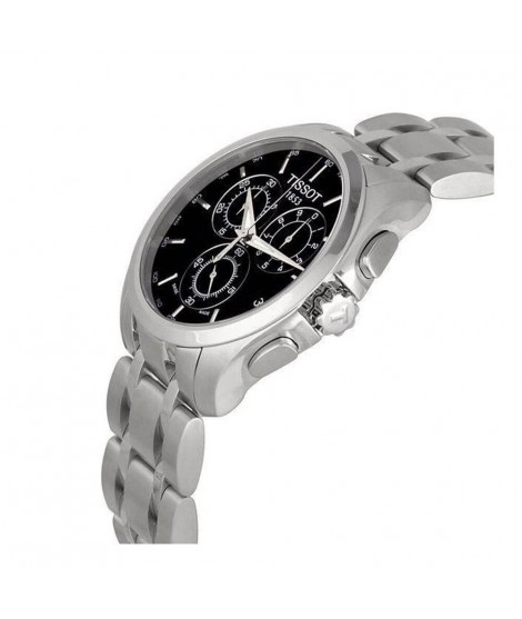 Cronografo al quarzo Tissot Couturier uomo T0356171105100