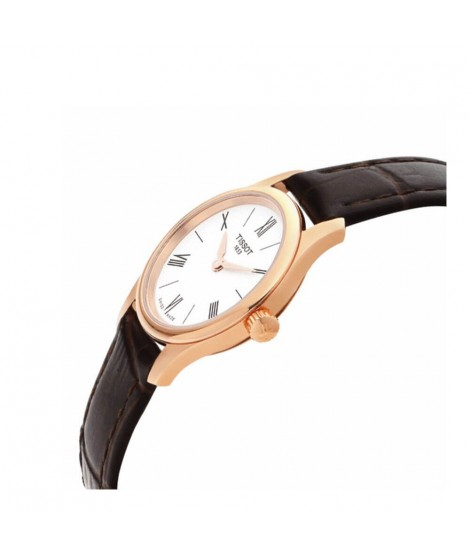 Orologio donna Tissot Tradition Lady 5.5 T0630093601800