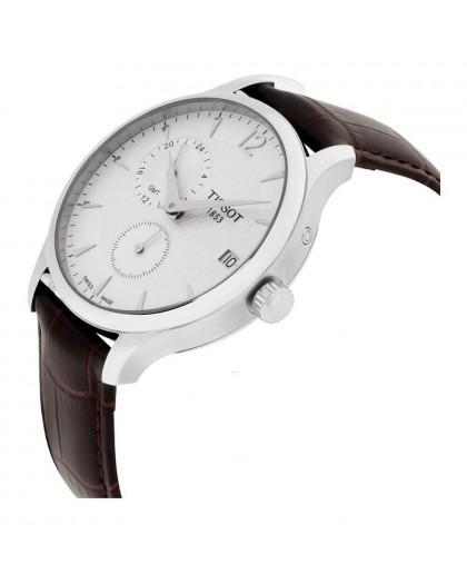 Orologio Tissot Tradition GMT T0636391603700