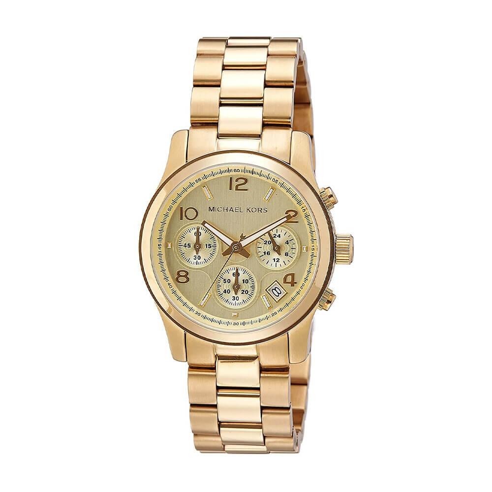 Orologio cronografo donna Michael Kors Runway MK5055