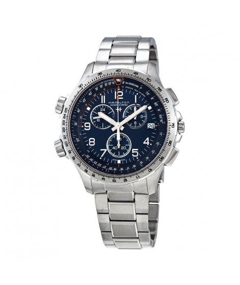 Orologio Hamilton Khaki Aviation X-Wind GMT H77922141
