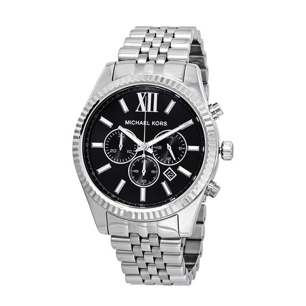 Orologio cronografo uomo Michael Kors Lexington MK8602