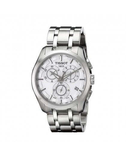 Orologio Tissot Couturier Chronograph T0356171103100