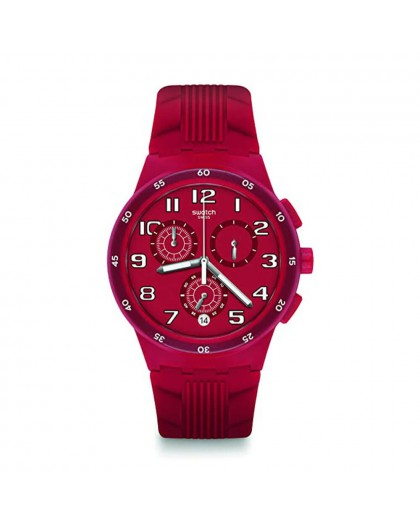 Orologio Swatch Red Step...
