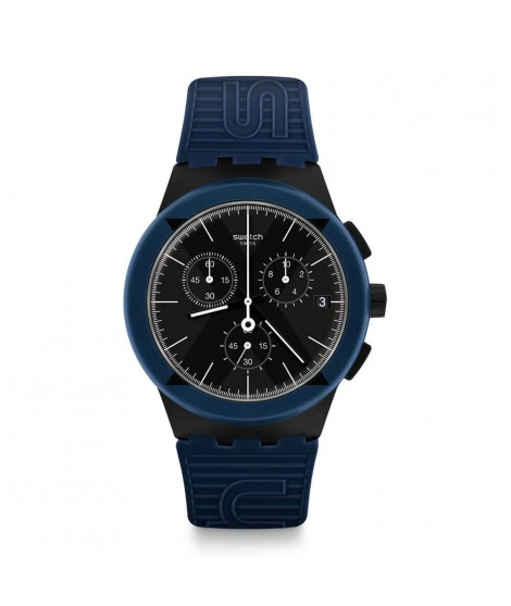 Orologio Swatch X-District Blue SUSB418