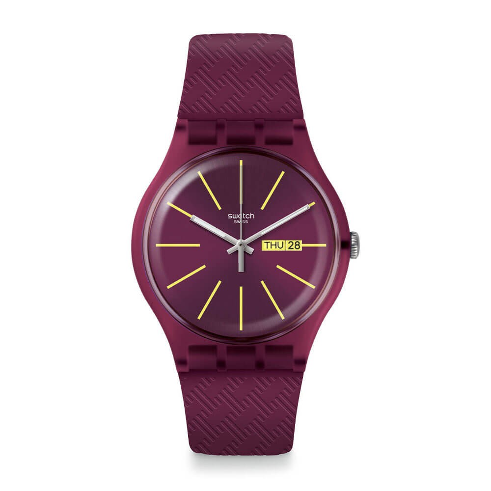 Orologio Swatch donna Winery SUOR709