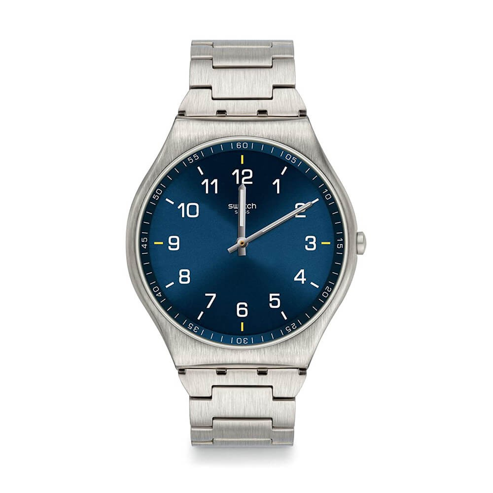 Orologio Swatch Skin Suit Blue SS07S106G