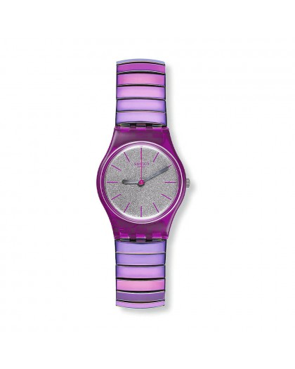 Orologio donna Swatch Flexipink LP144B