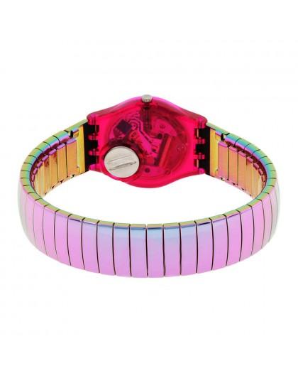 Orologio donna Swatch Flexipink LP144B