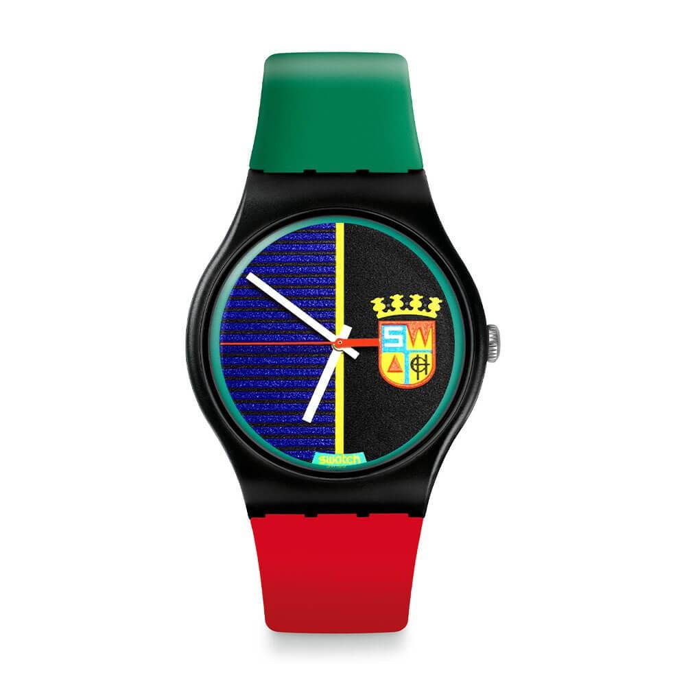 Orologio uomo Swatch Sir Swatch19 SUOB169
