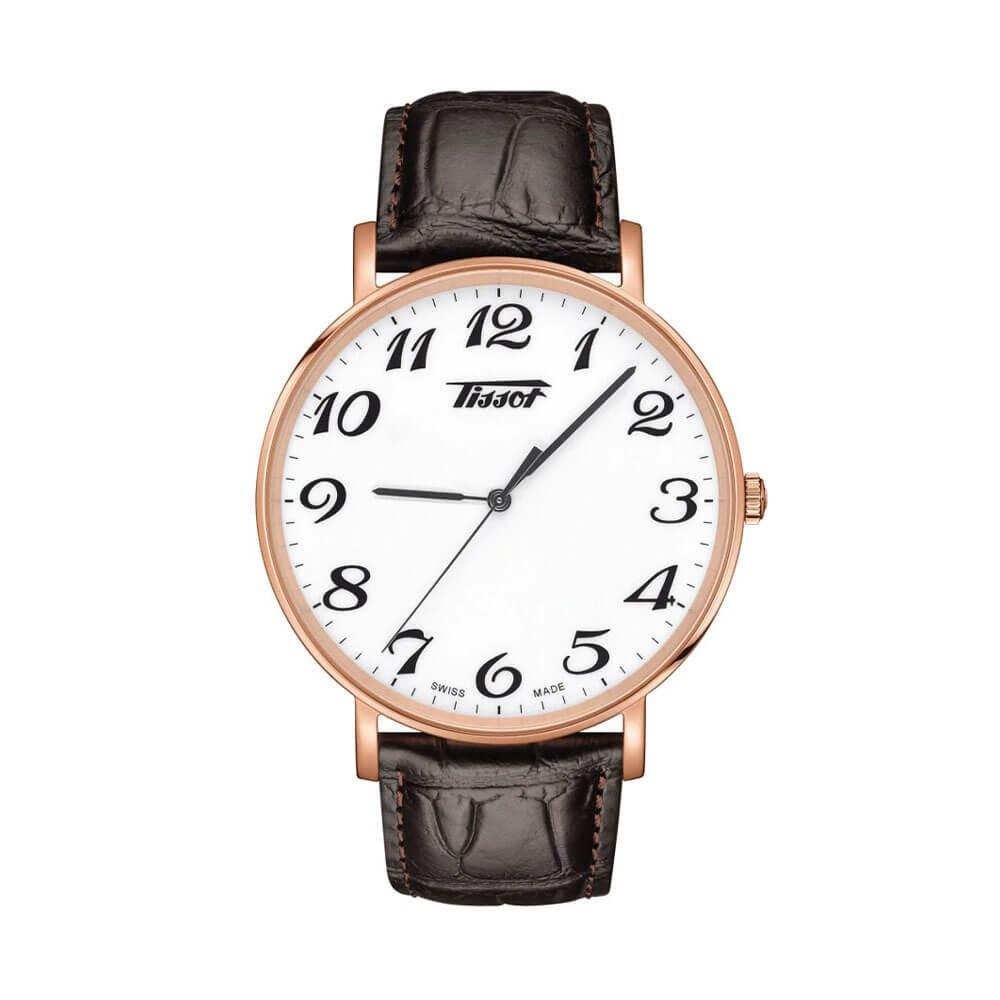 Orologio uomo Tissot Everytime T1096103601201