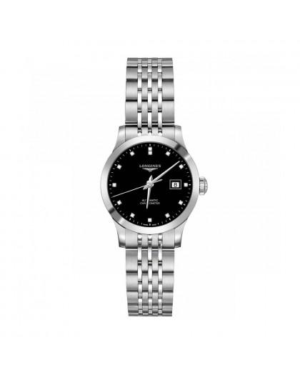 Orologio donna Longines Record Automatic L23214576