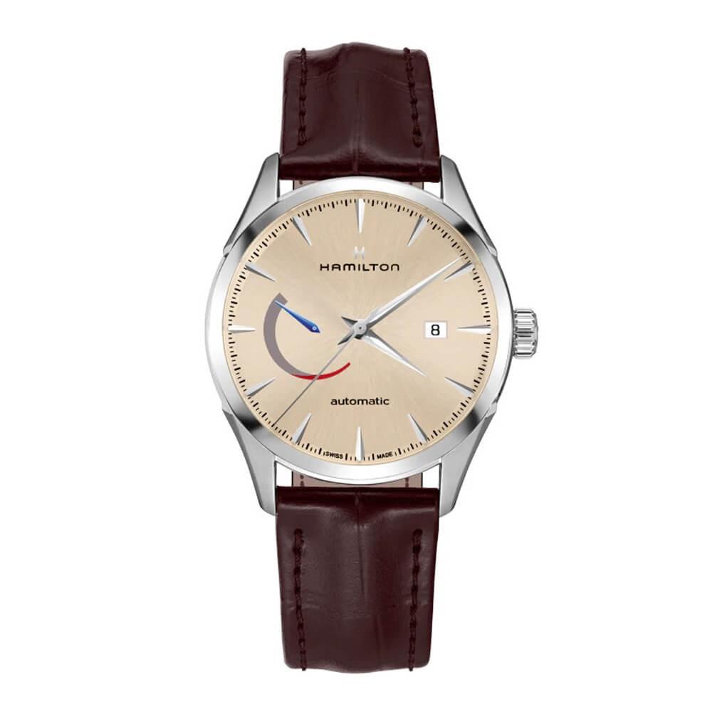 Orologio uomo Jazzmaster automatico Hamilton H32635521