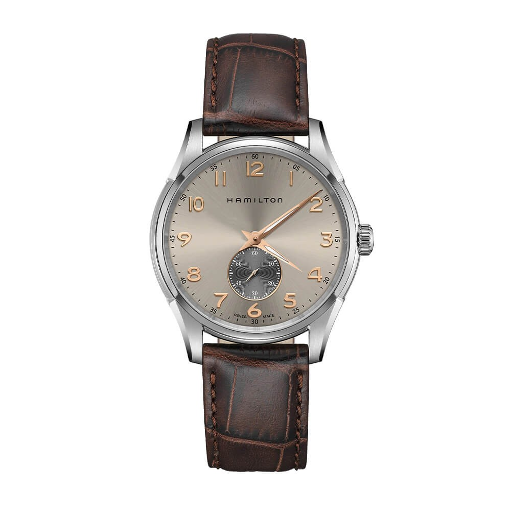Orologio Hamilton Jazzmaster Thinline Small Second H38411580