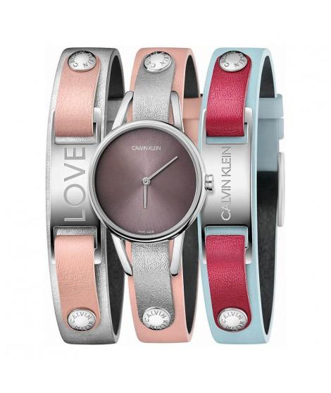 Calvin Klein SET Orologio e due bracciali K9D231ZZ
