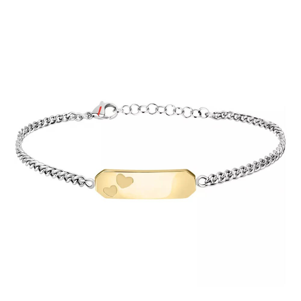 Sector No Limits Bracciale donna in acciaio SZS56