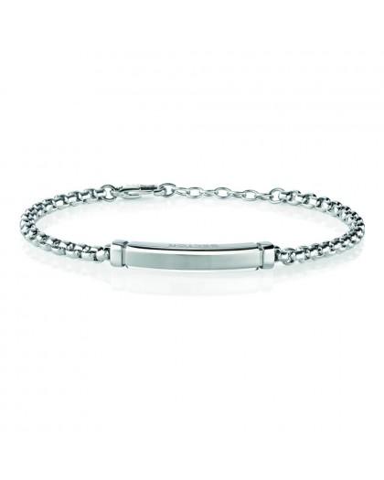 Sector braccialetto da uomo a catenina in acciaio - SZS31