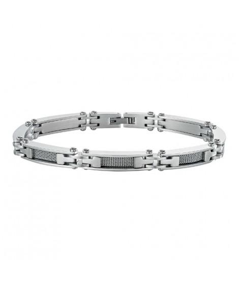 Sector braccialetto a catenina da uomo in acciaio - SZR16