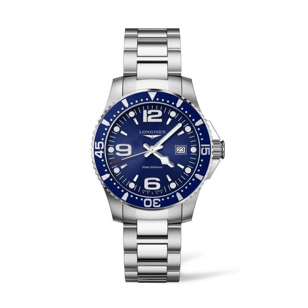 Orologio Longines uomo HydroConquest L37304966