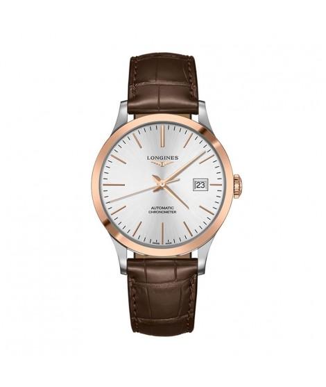 Orologio Longines Record Automatic Chronometer L28215722